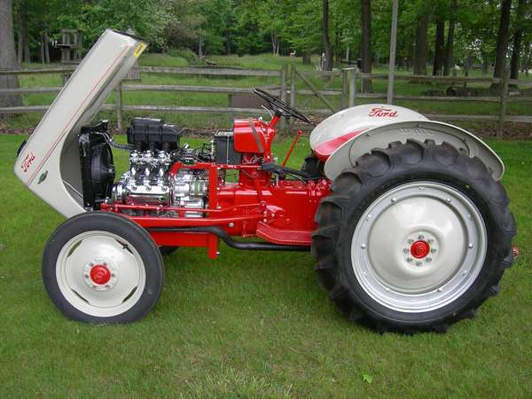 Marvin Baumann Antique Tractors